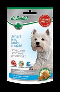 חטיף דנטלי  – מזון רך משלים לכלבים