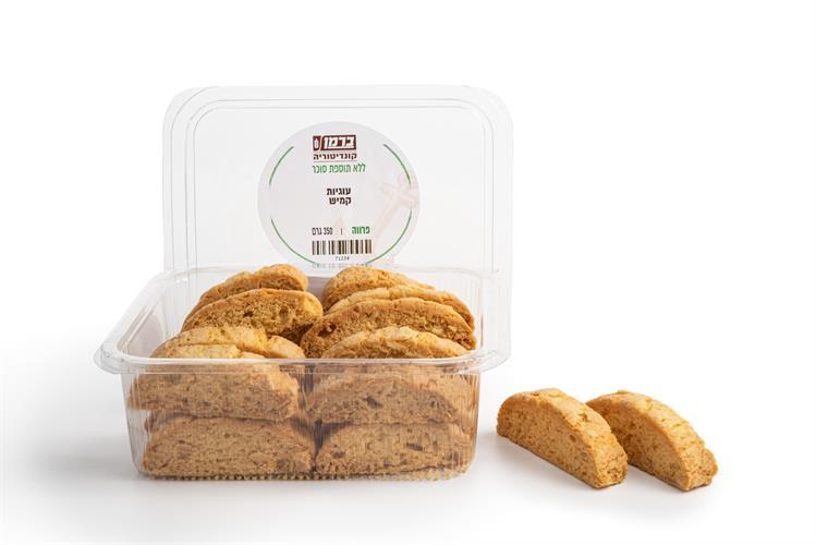 עוגיות קמיש ללא סוכר