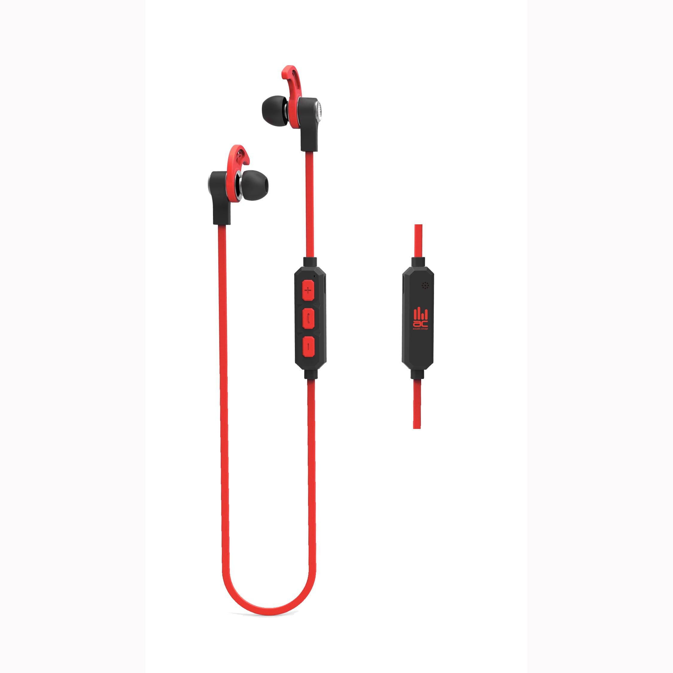 אוזניות אלחוטיות עם נגן MP3 מובנה AC-MS038