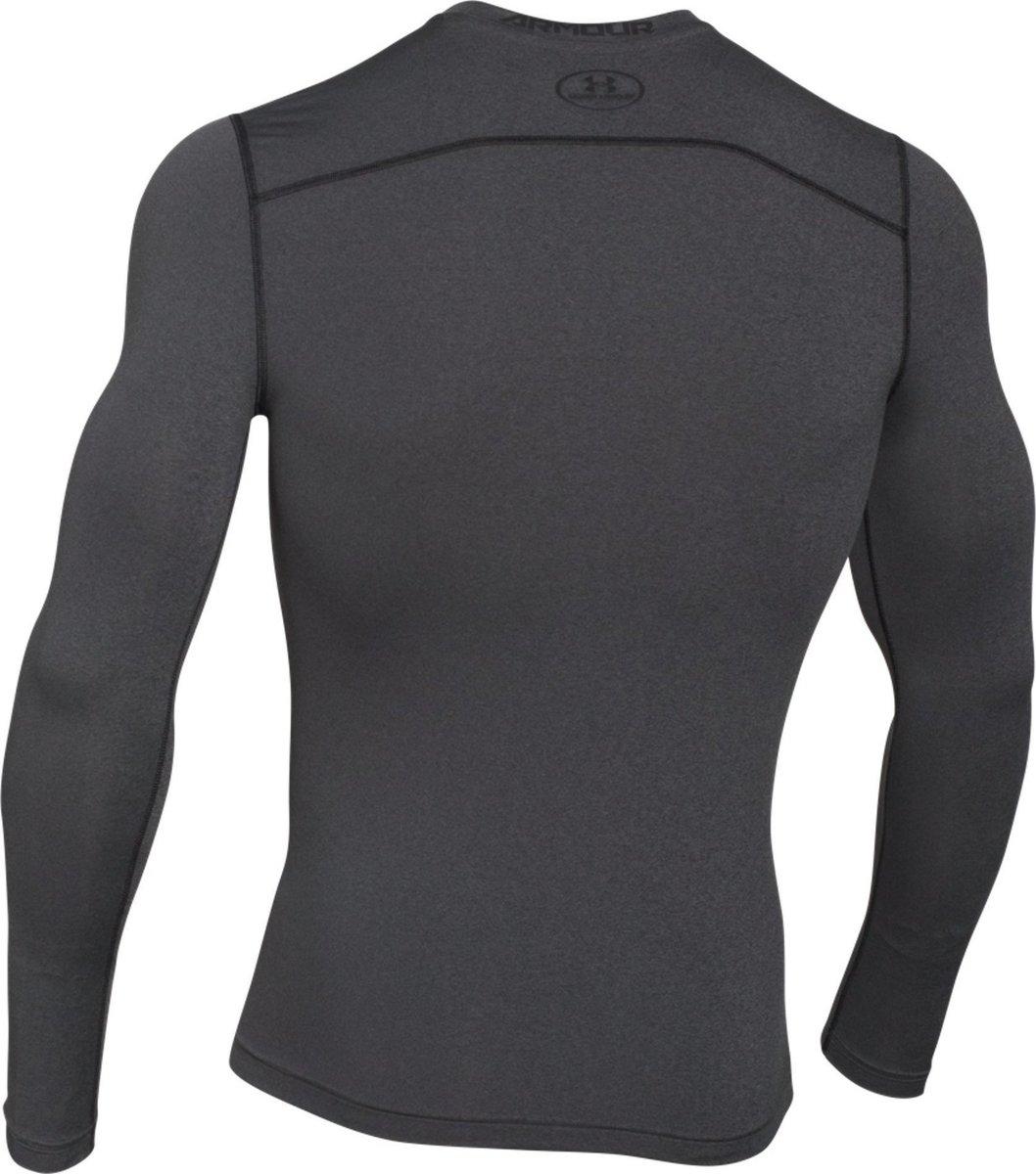 חולצה אנדר ארמור שרוול ארוך לגבר 1265650-090   Under Armour ColdGear® Compression long shirt