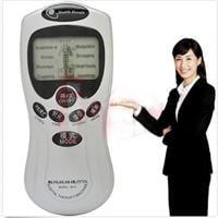 מכשיר עיסוי דיגיטלי פועל בעזרת אלקטרודות תוצרת TENS+EMS Korea
