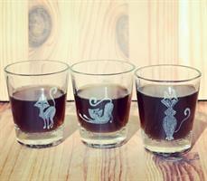 כוסות שאט עם חריטה אישית