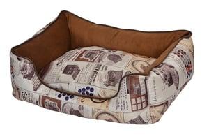 מיטה מעוצבת 90 סמ petex
