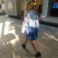 שמלת קולאז'