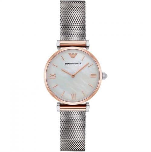 שעון אמפוריו ארמני לנשים Ar2067