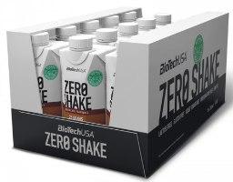 שייק ZERO|מנת חלבון מוכנה TO-GO 1 יח בטעם שוקולד