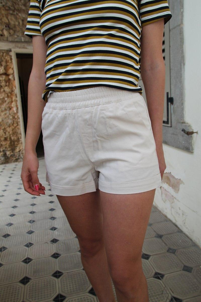 מכנסי ניל לבנים