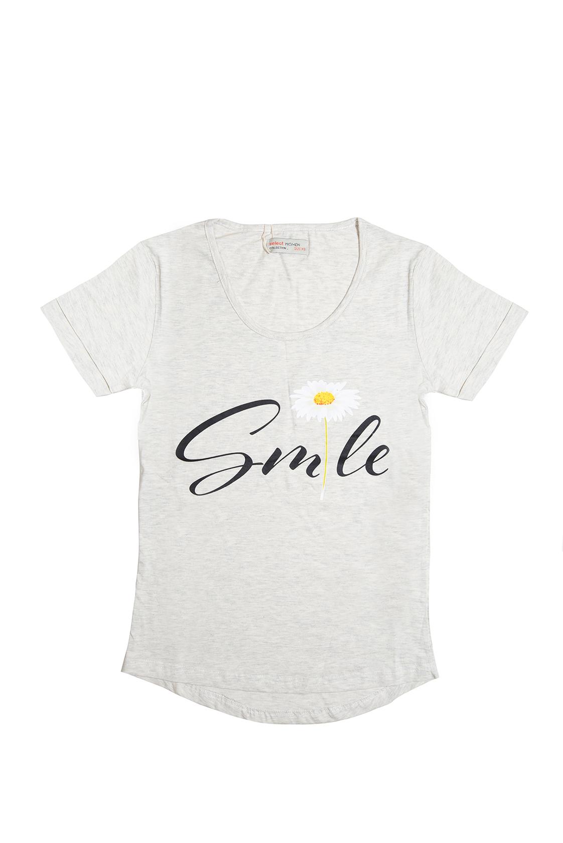 חולצת SMILE