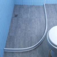 רצועת סיליקון נדבקת למניעת זליגות מים