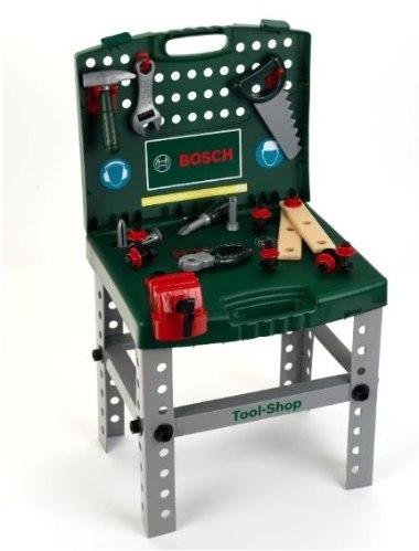 Bosch שולחן עבודה במזוודה