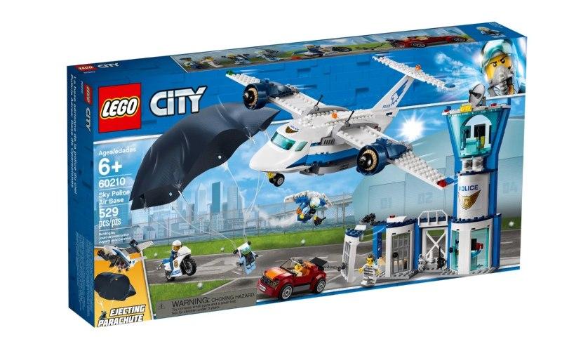Lego City 60210