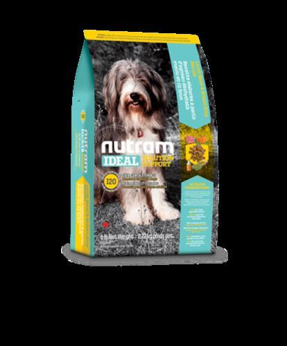 """נוטרם אידיאל כלב עם קיבה/ עור רגיש 13.6 ק""""ג I20"""