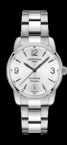 שעון סרטינה דגם C0342101103700 Certina