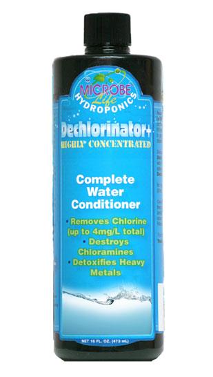 """אנטי כלור פלוס 500 מ""""ל dechlorinator"""