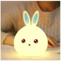 מנורת לילה ארנב