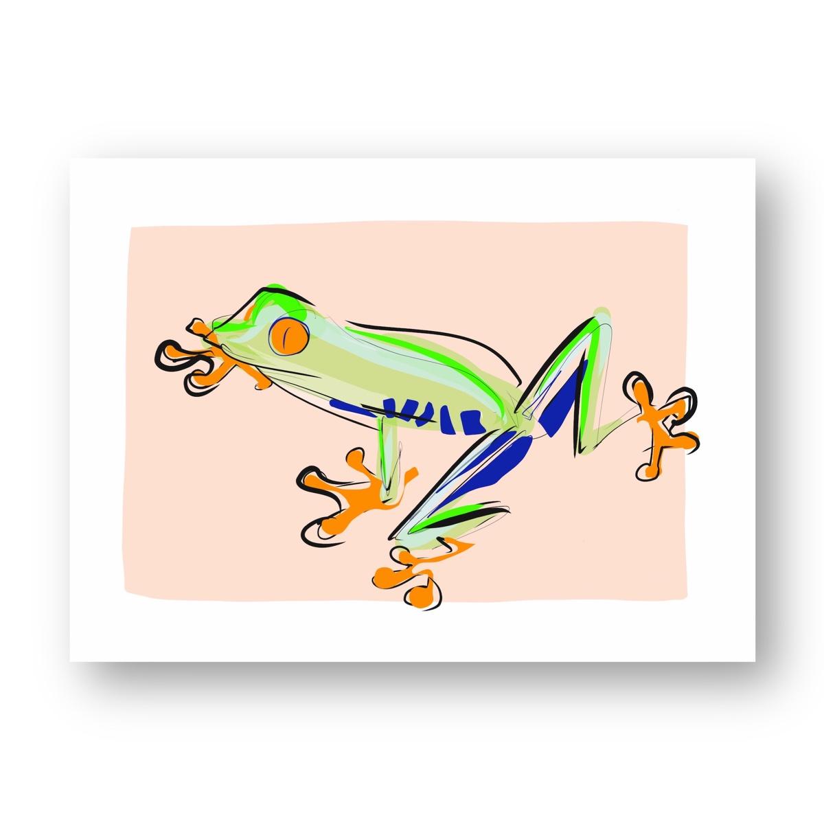 צפרדע #2