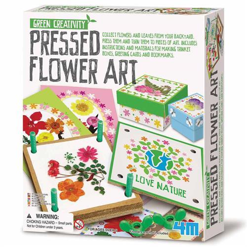 אומנות ייבוש פרחים