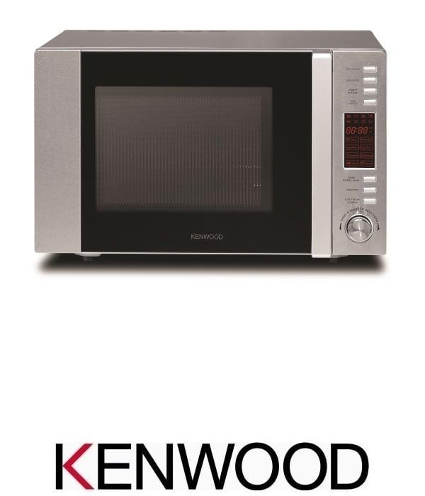 KENWOOD מיקרוגל דיגיטלי נירוסטה משולב גריל 30 ליטר דגםMWL-311