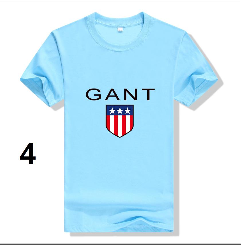 חולצות T גברים של GANT מעלפות