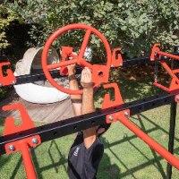 גלגל קפיצה Flying Wheel