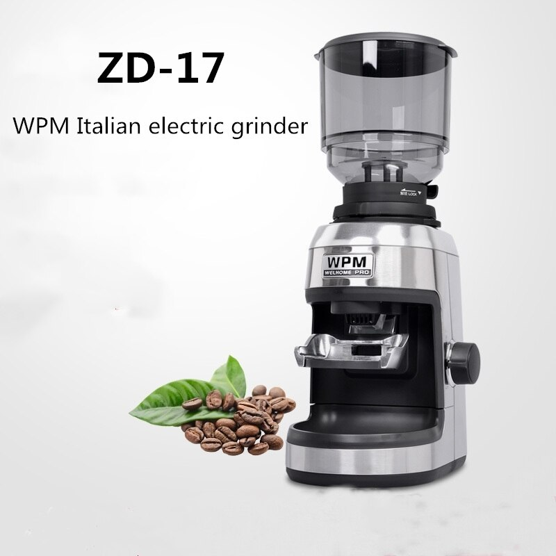 מטחנת קפה ותבלינים WPM ZD-17