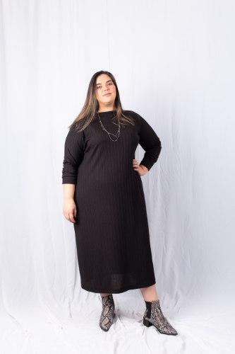 שמלת מדיסון שחור