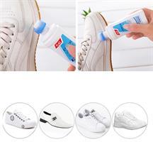 Magic White התכשיר הייחודי לניקוי וחידוש נעליים לבנות