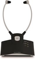 אוזניות אלחוטיות מוגברות לטלוויזיה TV StereoManISI