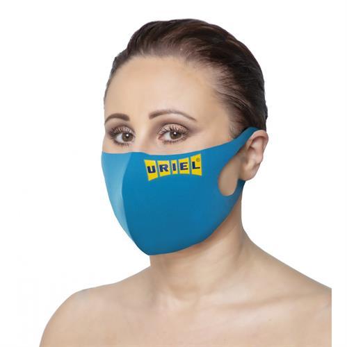 """מסיכת הגנה """"אלה"""" לנשים URIEL לשימוש רב פעמי"""