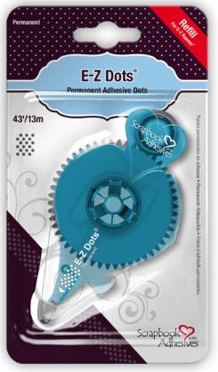 מילוי 3L פופולארי נקודות קבועות – כחול