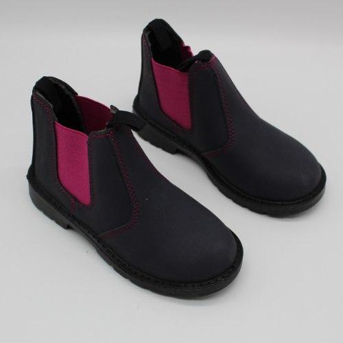 מגפיים לילדים סטון NAVY-PINK 23-29