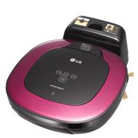 LG שואב אבק מרובע - רובוט חכם HOM-BOT דגם: VR-6462LV