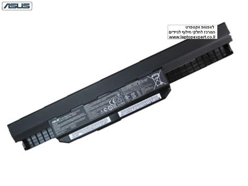 סוללה מקורית למחשב נייד אסוס A31-K53 A32-K53 for ASUS A43 A53 A54 A83 K43 X43 X53 X54 X84 Laptop Battery