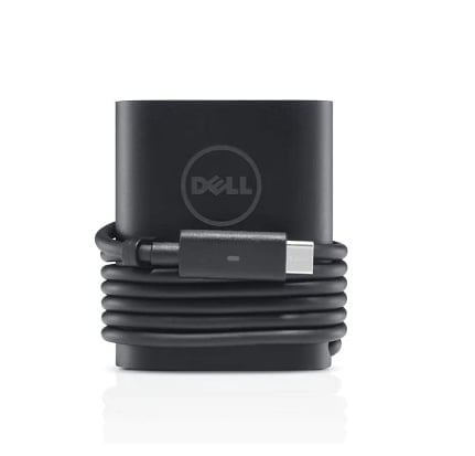 מטען למחשב דל DELL 65W  Type-C USB-C