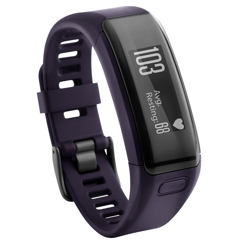 שעון דופק Garmin Vivosmart HR Purple