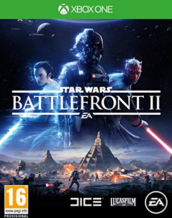 Star Wars Battlefront II לקונסולת Xbox One