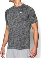 חולצת קצרה אנדר ארמור לגבר 1228539-009 Under Armour tech ss tee T-shirt