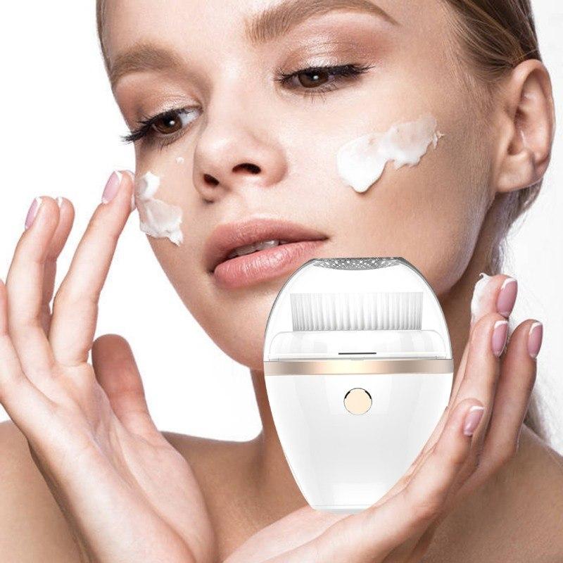 מברשת חשמלית לניקוי עור הפנים