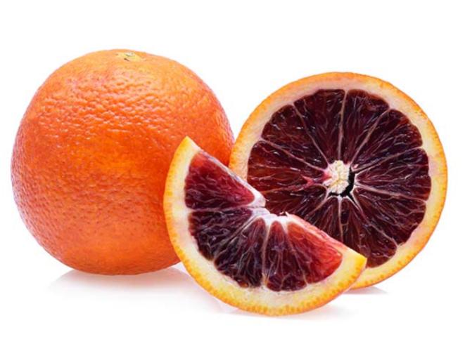 תפוז דם - ללא ריסוסים