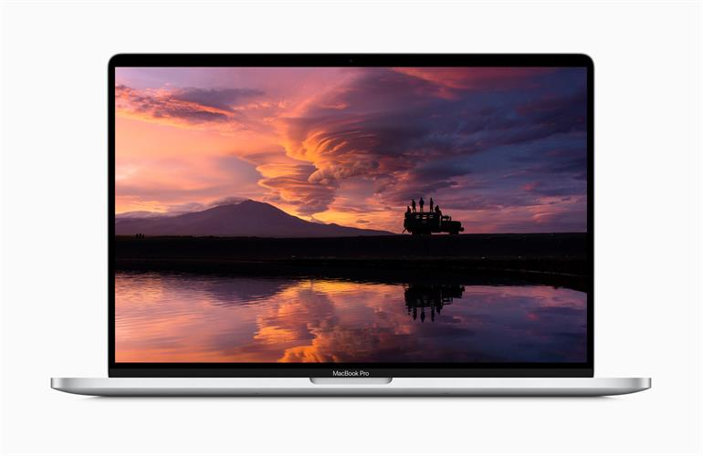 MacBook Pro 16 with Touch Bar: 2.6GHz 6-core 9th-generation Intel Core i7,64GB, processor, 1TB SSD