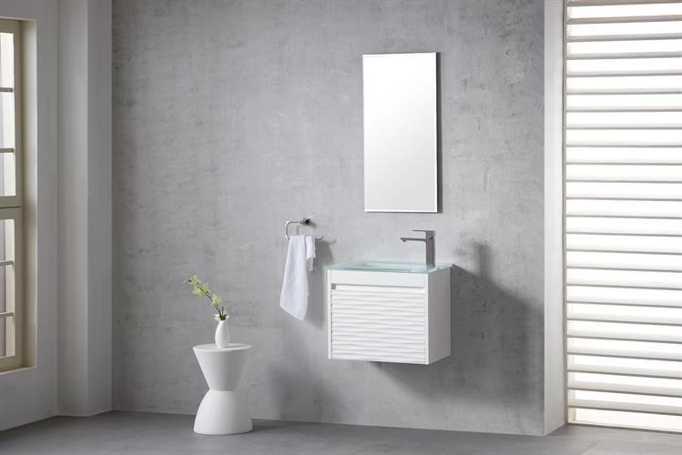 ארון אמבטיה תלוי מיני דגם קלאסיק וייב CLASSIC WAVE