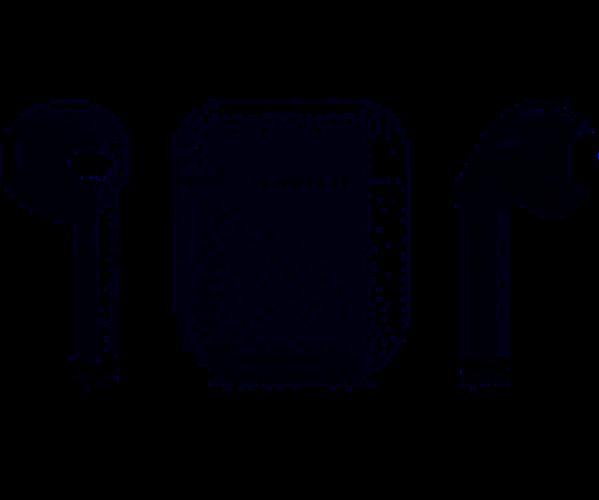 זוג אוזניות Earbuds Bluetooth טעינה מהירה בטכנולוגיה חדשנית TWS | מיקרופון מובנה | זמן שימוש ארוך במ