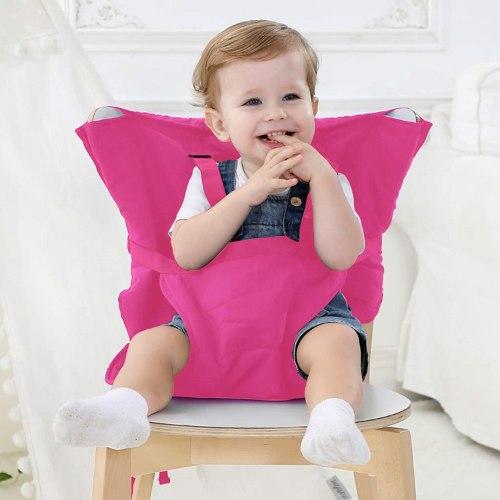 מנשא בטיחות לתינוק מתלבש לכיסא- babysitter