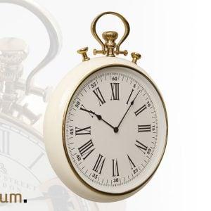 שעון נירוסטה ADAGIO