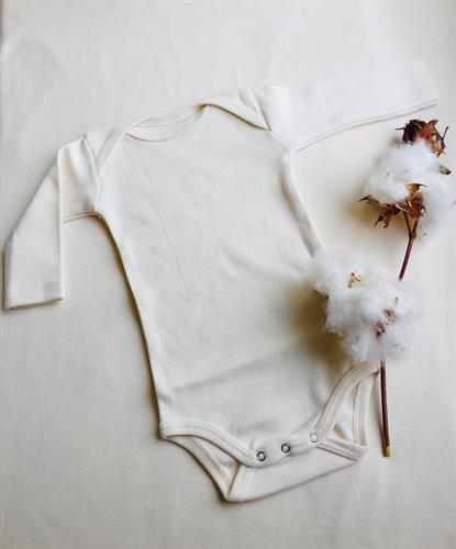בגד גוף מכותנה אורגנית