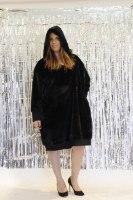 שמלת קאיה שחור