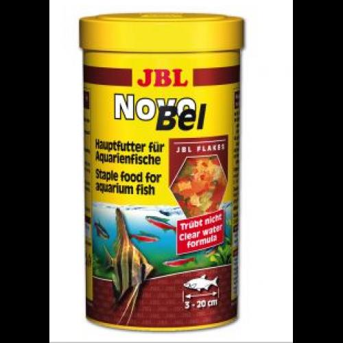 """מזון דפים לדגי נוי 250 מ""""ל (JBL)"""