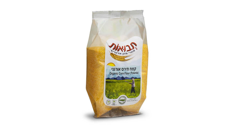 קמח תירס אורגני 1 ק״ג
