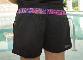 מכנס קצר ברונו שחור