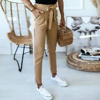 מכנס נשים מחויט דגם - Sashes